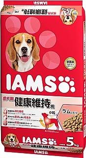 アイムス (IAMS) ドッグフード 成犬用 健康維持用 小粒 ラム&ライス 5kg
