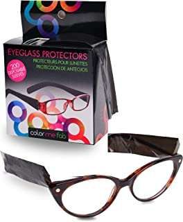 Framar Eyeglass Sleeves - Covers for Eye Glasses against Hair Color, Hair Dye - 200 ct