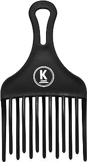 K-Pro Fingerstyler Afro Kamm Grob – Natur-Locken, Dauerwelle, Strähnen – 1 Stück