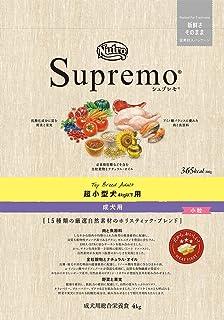 ニュートロジャパン シュプレモ [超小型犬4kg以下用] 成犬用 小粒 4kg