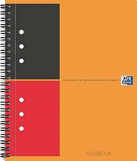 Oxford 100104036 - International Notebook, A4+, liniert, 80