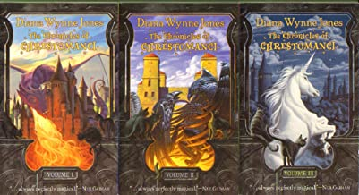 The Chronicles of Chrestomanci: Charmed Life; Lives of Christopher Chant; Magicians of Caprona; Witch Week; Conrad's Fate;...