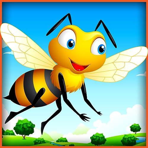 Brave Bee Flight