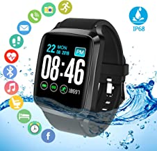 Smart Watch for Android iOS Smartphones,Fitness Activity Tracker Watch with Heart Rate..