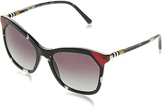 Burberry Cat Eye Sunglasses For Women, Purple - BE4263 37099054