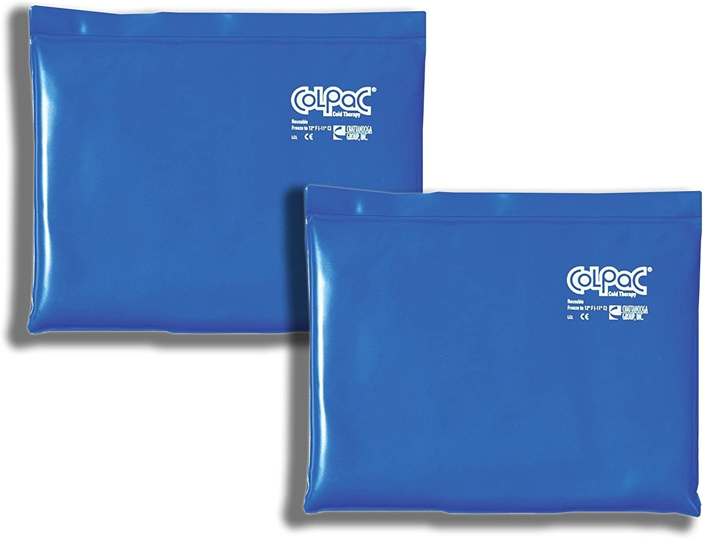 Chattanooga Cheap SALE Start Bargain sale ColPac Blue Vinyl Ice Standard 2 Pack - 11x1