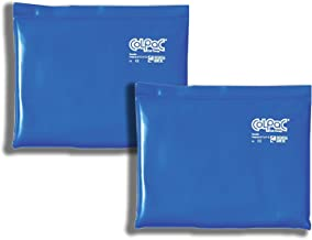 Chattanooga ColPac Blue Vinyl Ice Pack (2 Pack) - Standard, 11x14 Inch