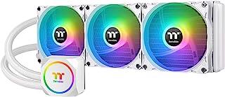 Thermaltake TH360 ARGB Sync Snow Edition AIO Liquid CPU Cooler CL-W302-PL12SW-A
