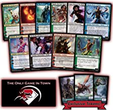10 MTG Assorted Planeswalkers Including Mythics, Rares, and Uncommons