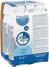 Fresenius Kabi FRESUBIN 2A KCAL Drink Neutral Water Bottle 200A ML 1er Pack 1A x 2 75A kg x 4 Estimated Price : £ 18,44