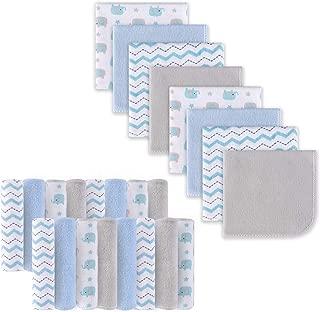 Toallitas para bebés, Toalla de baño extra suave y ultra absorbente, Grandes regalos para recién nacidos y bebés, Paquete de 24, Elefante