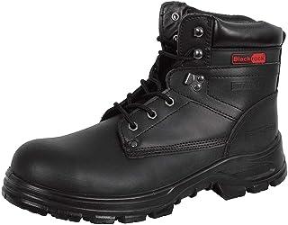 Blackrock SF08, Unisex-Adult Safety Shoes, Black (Black), 3 UK (36 EU)