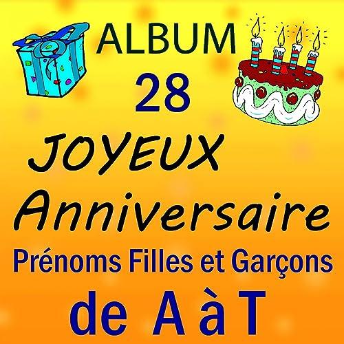 Joyeux Anniversaire Adam De Mixtronic Sur Amazon Music Amazon Fr