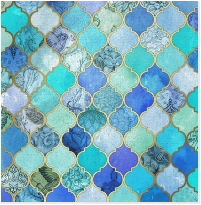 Microfiber Dish Drying Mat Dry Pad Decora Gold Now on sale Popular popular Blue Cobalt Aqua