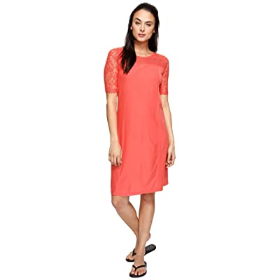 Aventura Clothing Wyatt Dress (Spiced Coral) Women