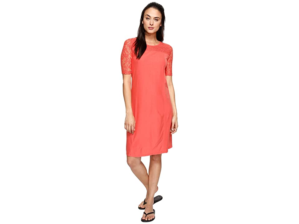 Aventura Clothing Wyatt Dress (Spiced Coral) Women