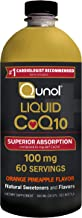 Qunol Liquid CoQ10 100mg, Superior Absorption Natural Supplement Form of Coenzyme Q10,..
