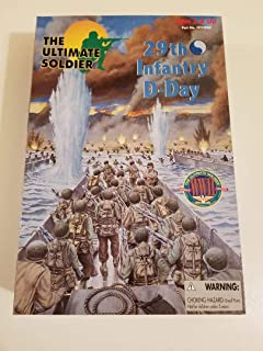 The Ultimate Soldier 29th Infantry D-Day