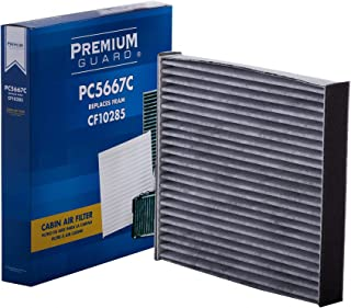 PG Cabin Air Filter PC5667C  Fits 2004-2020 various models of Subaru, Lexus, Scion, Pontiac, Jaguar,Toyota