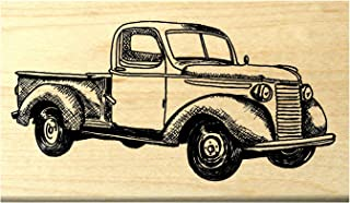 Best vintage truck rubber stamp Reviews