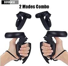 Knuckle Strap & Controller Grip Skin for Oculus Quest/Oculus Rift S VR Headset