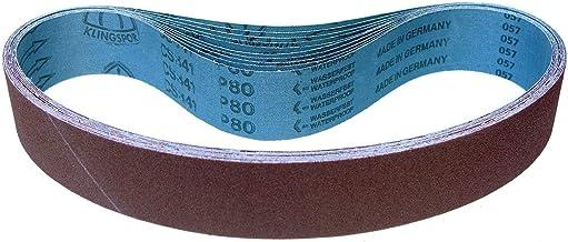 100 x 1000 mm, 10 unidades, grano 120 Banda de lija VSM KK711X