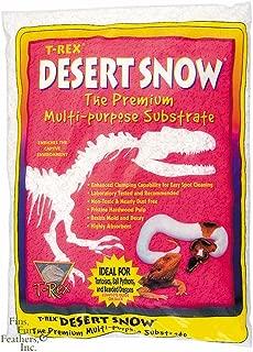 desert snow substrate