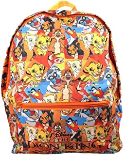 The Lion King Backpack Rucksack School Bag