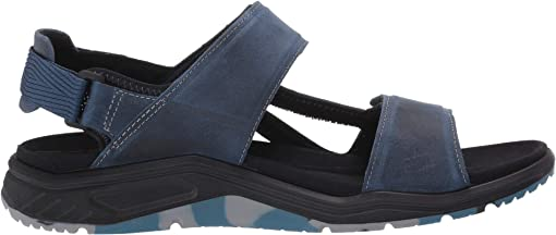 True Navy Yak Nubuck