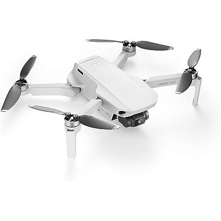 DJI Mavic Mini Drone FlyCam Quadcopter with 2.7K Camera 3-Axis Gimbal GPS 30min Flight Time (Renewed)