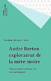 André Breton : explorateur de la mère-moire: Trois lectures d'«Arcane 17», texte palimpseste (French Edition)