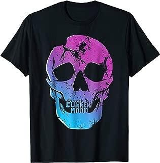 Shane Dawson Current Mood Skull T-Shirt