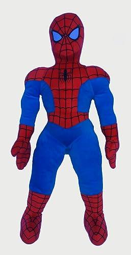 Marvel Ultimate Spiderman Large Jumbo (28 ) Stuffed Plush Doll