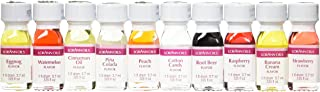 Lorann Oils Variety Bundle Flavors and Oils, 10 Count