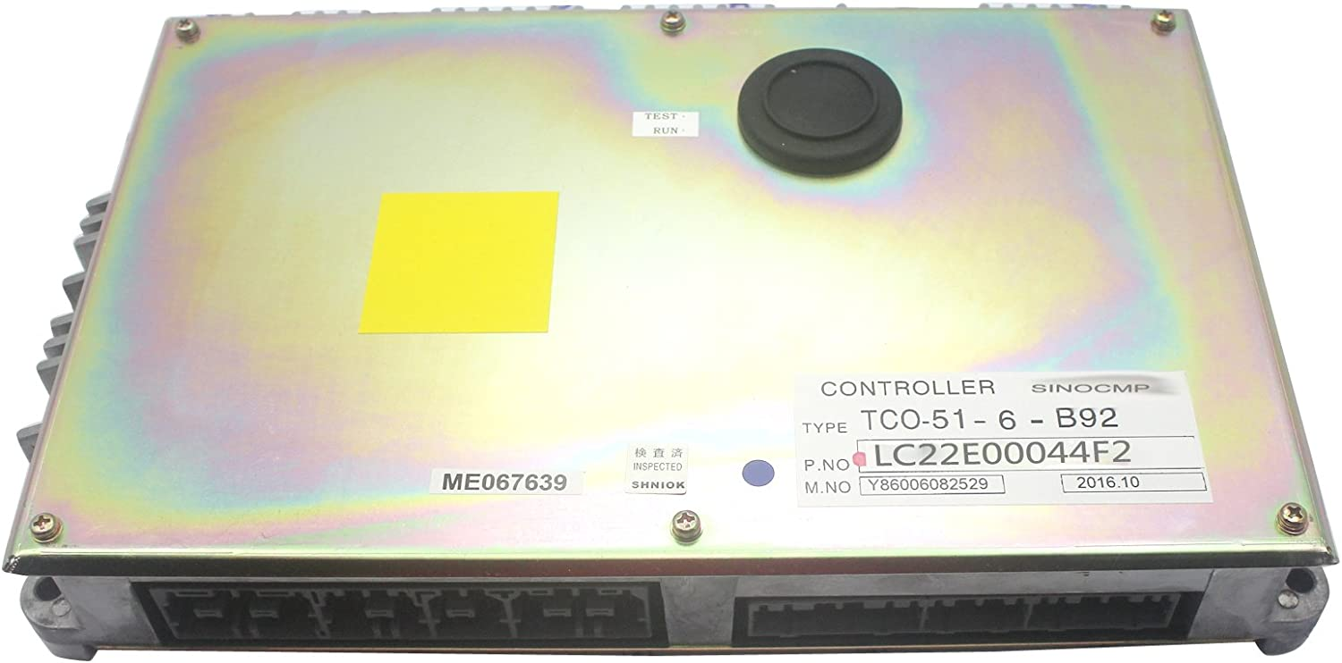 SINOCMP LC22E00044F2 Control Panel SK330-6 Kobelco for Excavator outlet All items in the store