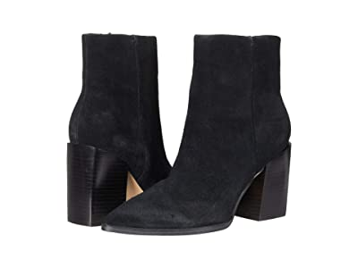 Nine West Bryson (Black Suede) Women