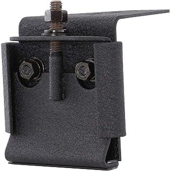 Smittybilt HD-10 Rain Gutter Clamps Incl 10 Clamps w//Tall Brackets Rain Gutter Clamps