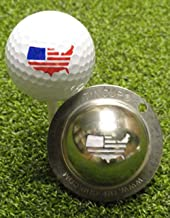 product image for Tin Cup America Golf Ball Marker