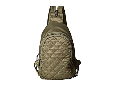 Sol and Selene On The Run (Light Olive) Backpack Bags