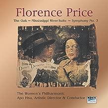 Florence Price: The Oak, Mississippi River; Symphony No. 3