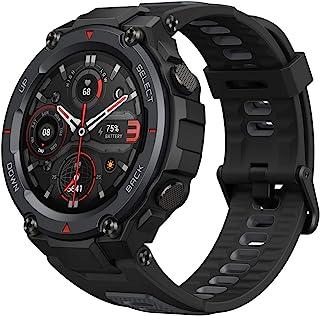 XIAOMI Smartwatch amazfit t-rex trex pro t rex, à prova d'água, gps, bateria com duração de 18 dias, bateria de 390mah, pa...
