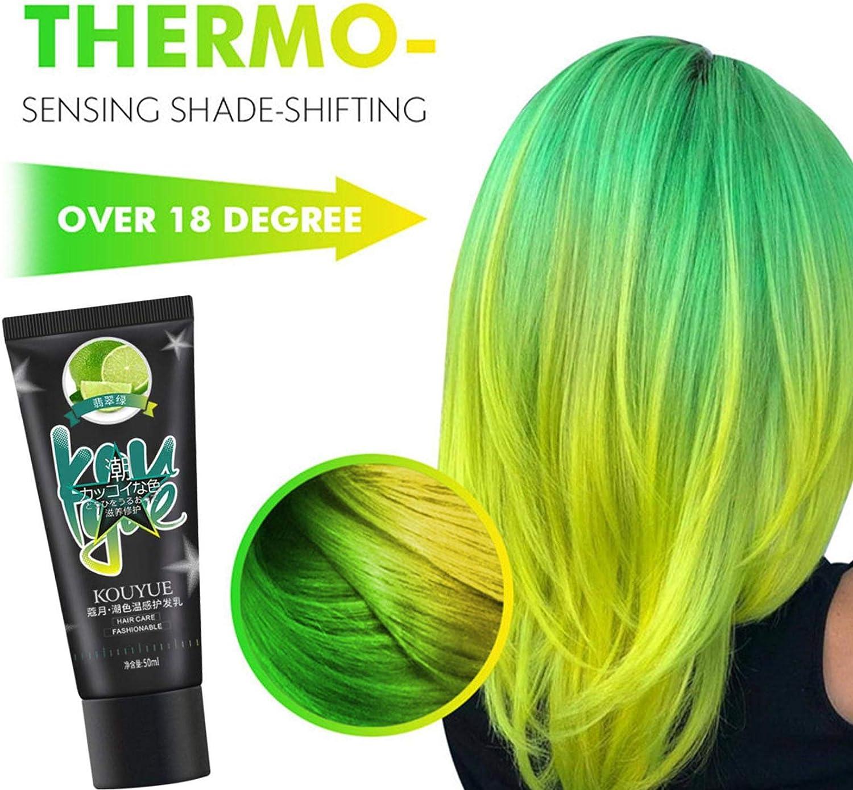 Tinte para el cabello que cambia de color de 50 ML, tinte para ...