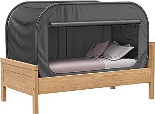 Tienda de campaña Skywin para cama individual, plegable, transpirable, con reducción de luz, para una noche cálida y acoge...