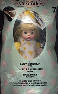 Mcdonald's Happy Meal Daisy Munchkin Doll 2007 Madame Alexander Wizard of Oz by Madame Alexander
