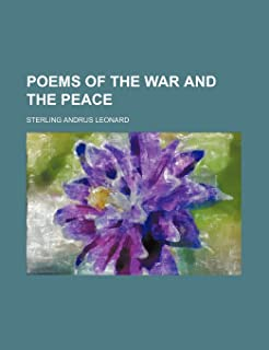 Poems of the War and the Peace
