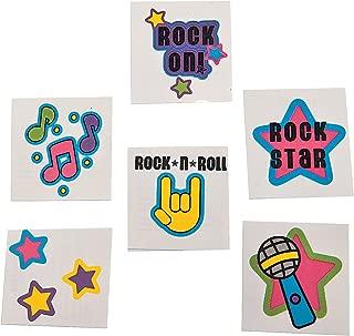 Rock Star Glitter Tattoos (72)