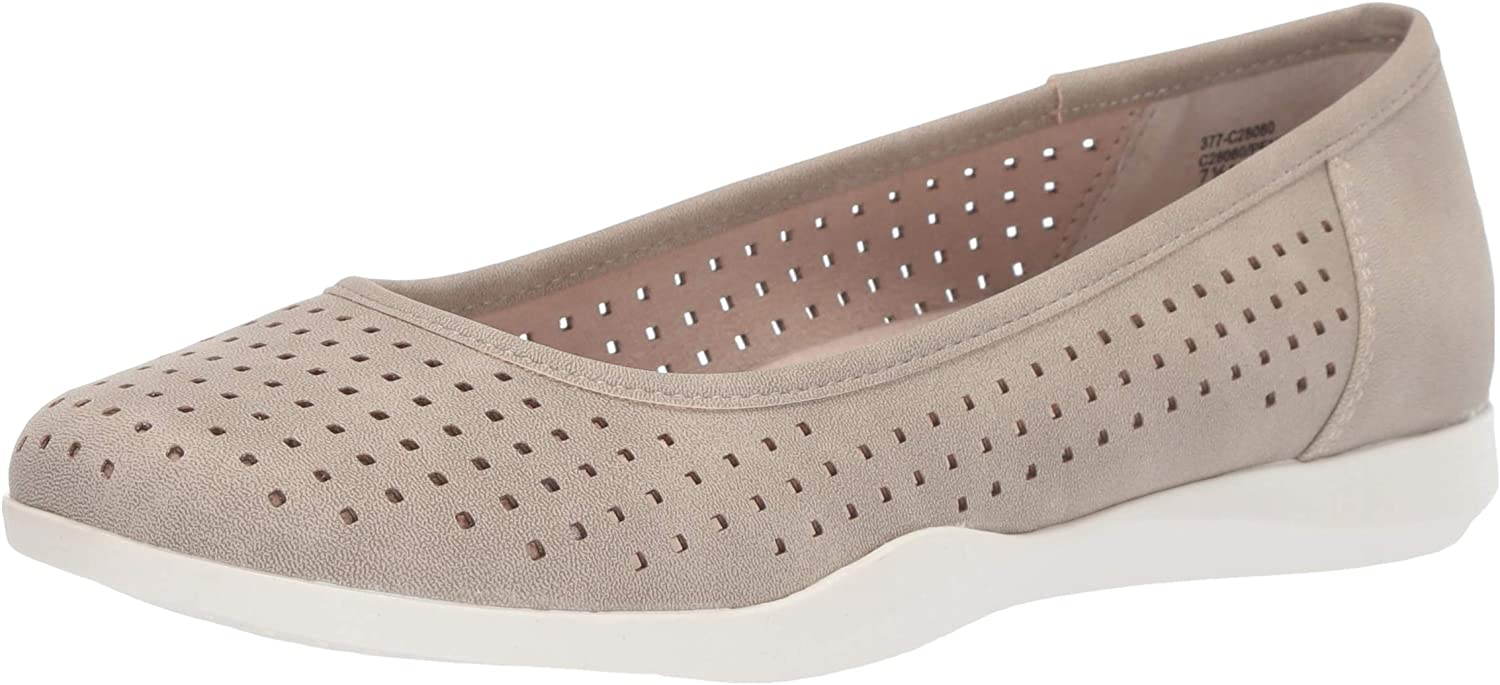 Cliffs by White Mountain Womens Pennie Ballet Flat