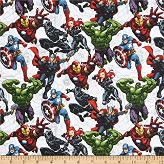Best avengers fabric by the yard Reviews