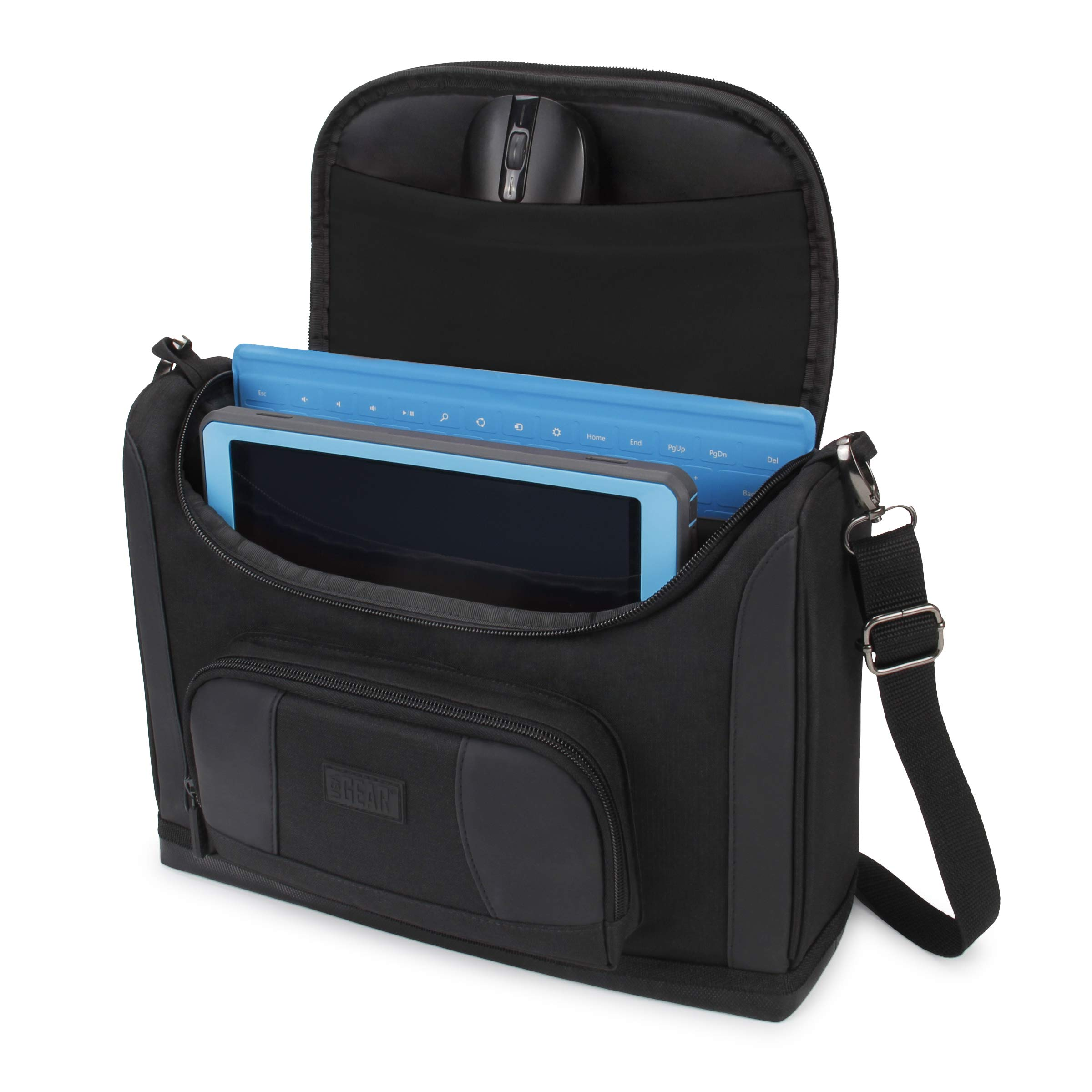 A 8.4 2020 Tab A7 Water Repellent Sling Tablet Shoulder Bag for Samsung Galaxy Tab Active3 Tab S7