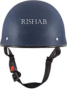 SARTE All Purpose Safety Helmet with Strap (R-Blue)